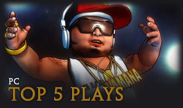 Top 5 plays PC