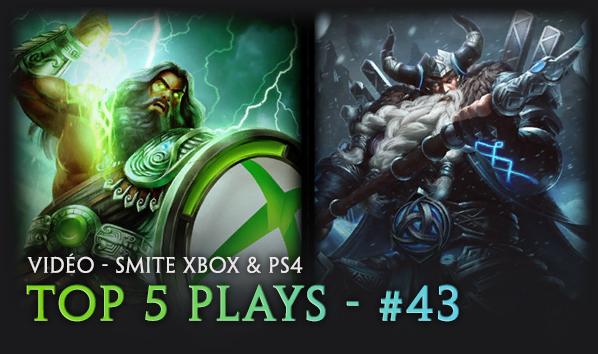 Top5PlaysCONSOLES#43
