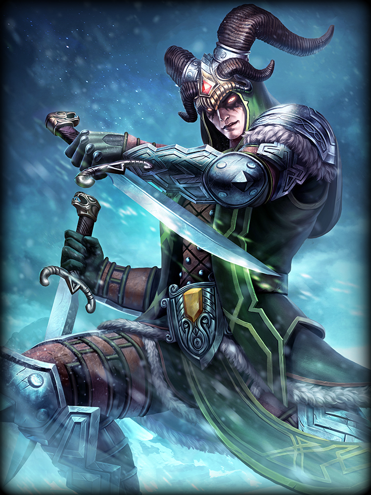 Loki recolor V2